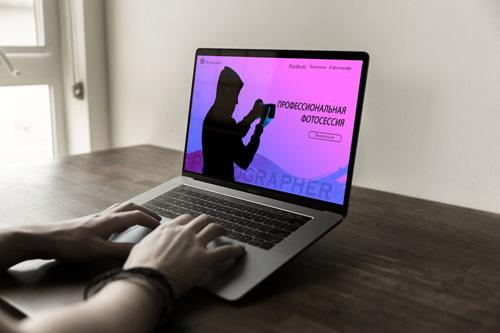 Сайт для фрилансера